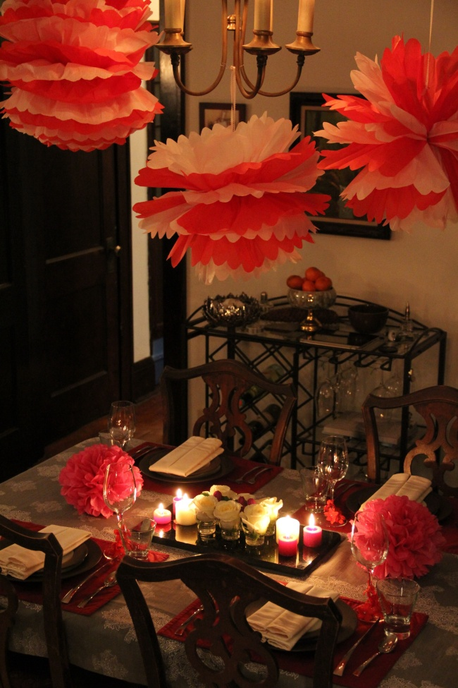 Valentine's 2013 Full Table View